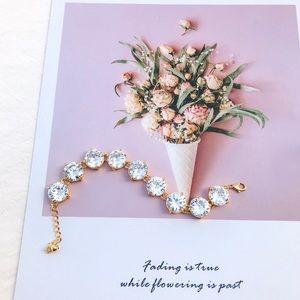 Kate Spade Luxe Crystal Bracelet